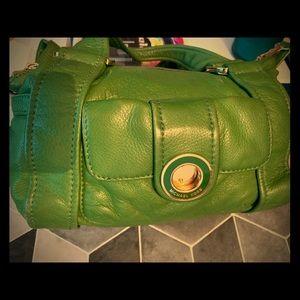 Michael Kors Kelly Green Slouch Bag